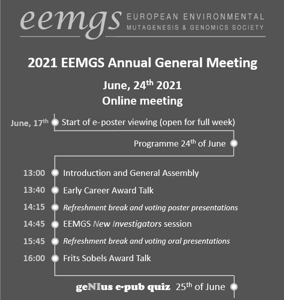 2021 AGM social event